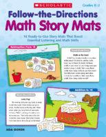 Follow-the-Directions: Math Story Mats