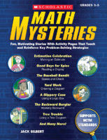 Math Mysteries: Stories & Activities to Build Problem Solving Skills