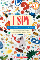 Scholastic Reader Collection Level 1: I Spy