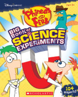 Phineas and Ferb Big Book of Science Experiments