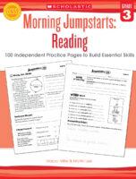 Morning Jumpstarts: Reading: Grade 3