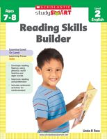 Scholastic Study Smart: Reading Skills Builder: Level 2