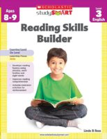Scholastic Study Smart: Reading Skills Builder: Level 3