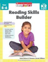 Scholastic Study Smart: Reading Skills Builder Level K-2