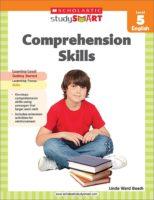 Scholastic Study Smart: Comprehension Skills Level 5