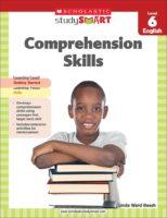 Scholastic Study Smart: Comprehension Skills Level 6