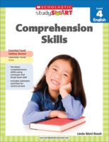 Scholastic Study Smart: Comprehension Skills Level 4