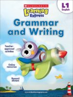 Scholastic Learning Express L1: Grammar and Writing
