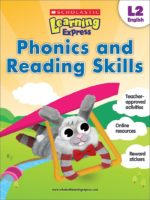 Scholastic Learning Express L2: Phonics and Reading Skills