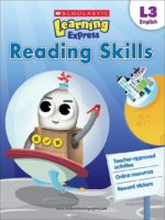Scholastic Learning Express L3: Reading Skills