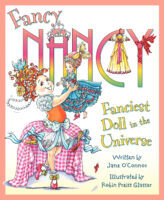 Fancy Nancy: Fanciest Doll in the Universe