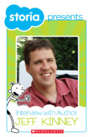 An Interview with Diary of a Wimpy Kid Creator, Jeff Kinney!