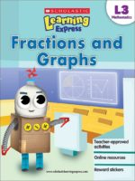 Scholastic Learning Express L3: Fractions and Graphs