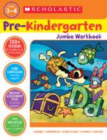 Scholastic Jumbo Workbook Pre-Kindergarten