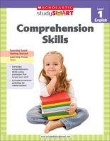 Scholastic Study Smart: Comprehension Skills Level 1