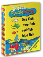 Dr. Seuss PuzzleStory: One Fish Two Fish Red Fish Blue Fish