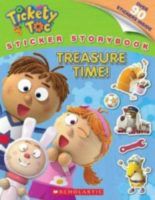 Tickety Toc: Treasure Time Sticker Storybook