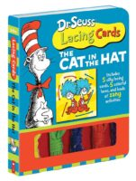 The Dr. Suess Lacing Cards: The Cat in the Hat