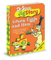 Dr. Seuss PuzzleStory: Green Eggs and Ham