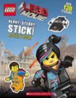 LEGO The LEGO Movie: Ready, Steady, Stick! Activity Book