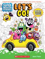 Super Monsta Friends: Let's Go!