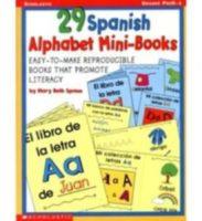 29 Spanish Alphabet Mini-Books