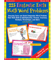225 Fantastic Facts Math Word Problems