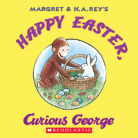 Happy Easter, Curious George!