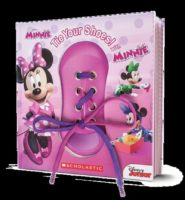Tie Your Shoes! with Minnie