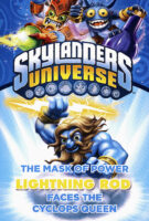 Skylanders Universe: Lightning Rod Faces Cyclops Queen