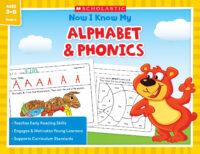 Now I Know My Alphabet & Phonics