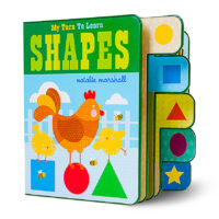 My Turn To Learn Shapes