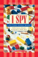 Scholastic Reader Collection: I Spy
