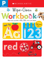 Wipe Clean Workbooks: Pre-K