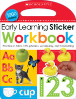 Early Learning Sticker Workbook