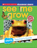 Scholastic Discover More: See Me Grow Teacher's Guide
