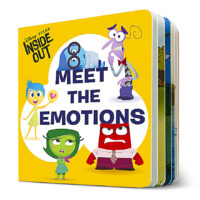 Inside Out: Meet the Emotions