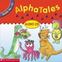 AlphaTales Audio CD