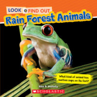 Look & Find Out: Rain Forest Animals
