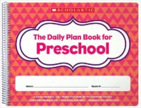 Daily Plan Book for Preschool