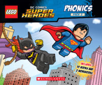 LEGO DC Super Heroes: Phonics Boxed Set #2