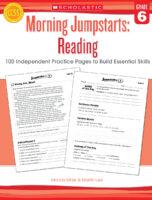 Morning Jumpstarts: Reading: Grade 6