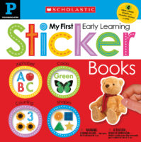 Early Learning Sticker Books