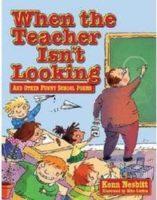 When the Teacher Isn't Looking