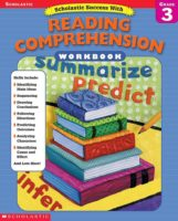 Scholastic Success with Workbooks: Reading Comprehension: Gr. 3