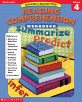Scholastic Success with Workbooks: Reading Comprehension: Gr. 4