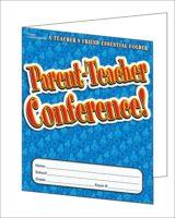Parent-Teacher Conference! Essential Pocketfolder with Idea Booklet
