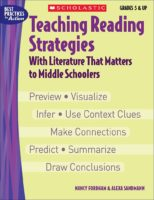 Teaching Reading Strategies With Literature That Matters to Middle Schoolers