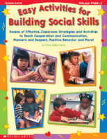 Easy Activities for Building Social Skills
