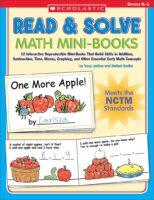 Read & Solve Math Mini-Books